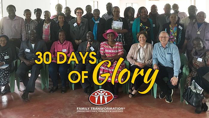 30 DAYS OF GLORY