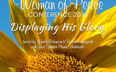 Woman of Peace Conference '16