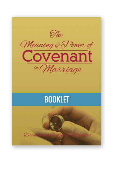 The Meaning and Power of Covenant in Marriage eBook