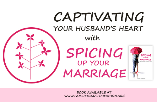 Excerpt from Spicing Up Your Marriage (1)