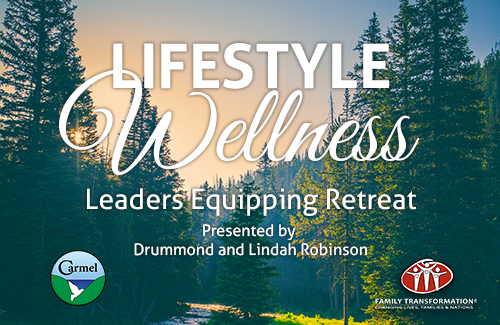 Leaders Equipping Retreat 26 February – 2 March 2018
