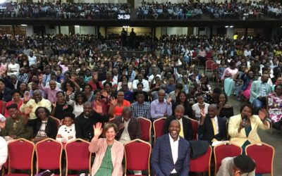 Ministering in South Africa
