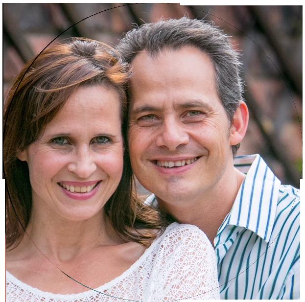Brett & Janine Robinson