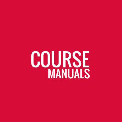 Course Manuals