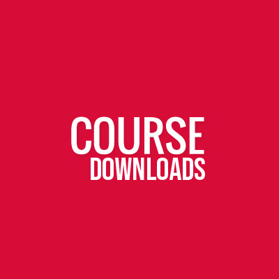 Course Downloads