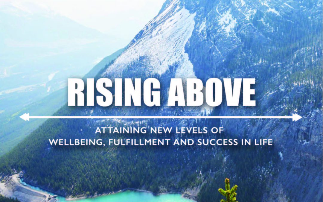 "Announcing our new seminar ""Rising Above"""